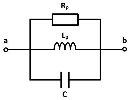 RL-C parallèle, schéma
