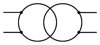 transformateur : symbole 2